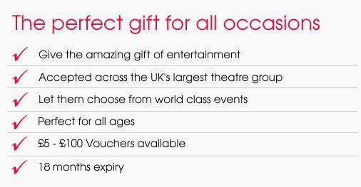 ATG Tickets Gift Voucher